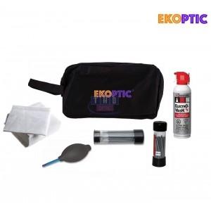 Kit d'entretien EKOPTIC CLEAN-1 pour soudeuse fibre optique