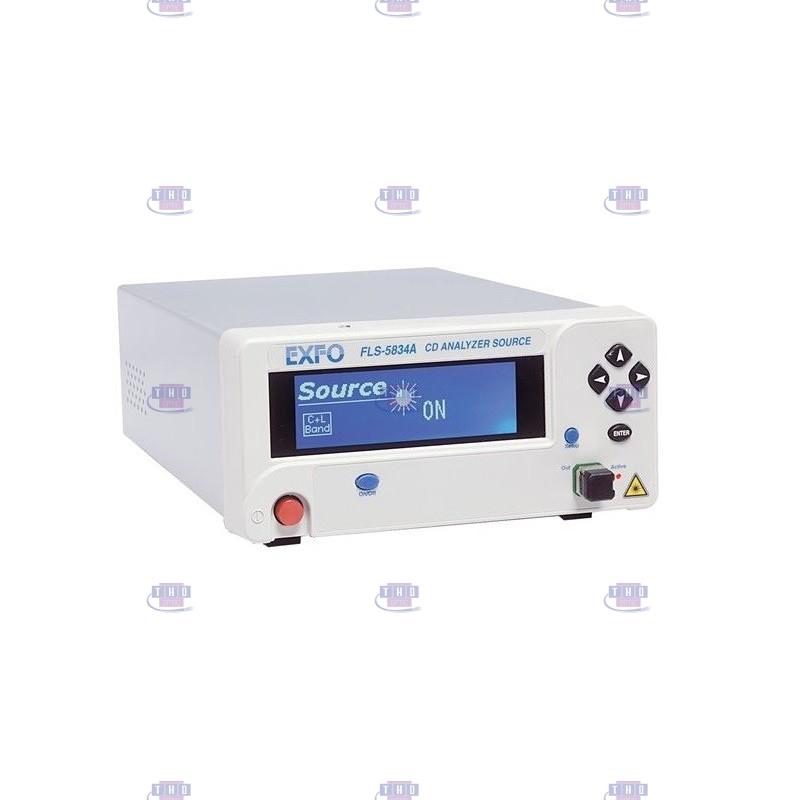 Source optique modulée et polarisée EXFO FLS-5834A