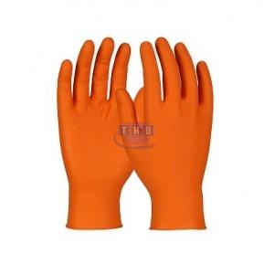 Gants de protection chimique en nitrile