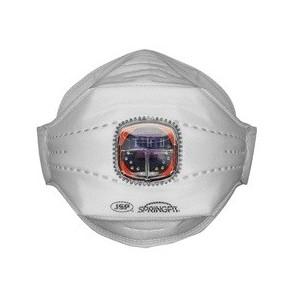 Masque anti-poussière et vapeur toxique