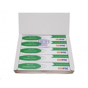 Lot de 5 stylos de nettoyage Eko-Clic pour férules 2,5 mm