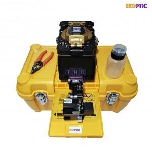 Kit soudeuse fibre optique EKOPTIC K-50  avec cliveuse CL-50