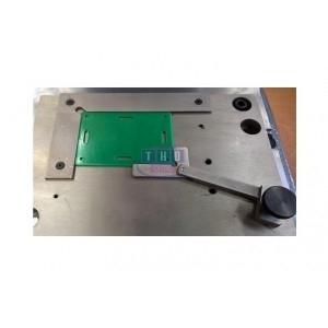 Kit fixation des plaque pour graveuse à percussion colonne
