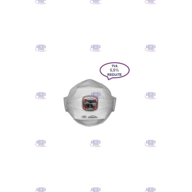 Masque anti-poussière et vapeur toxique FFP3