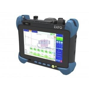 Kit OTDR monomode FTB-1 + FTB-750C 1310/1550 nm, 46/46 dB
