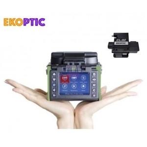 Kit mini soudeuse fibre optique EKOPTIC S-20 avec cliveuse CL-50