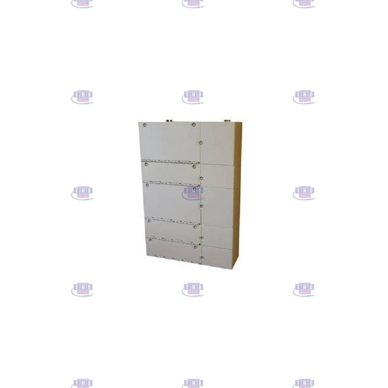 Point de mutualisation immeuble Prysmian de 24 à 48 fibres