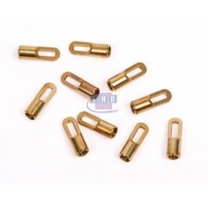 Œillet de tirage pour aiguille fibre de verre diamètre 3 mm