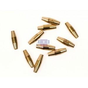 Raccord pour aiguille fibre de verre diamètre 3 mm