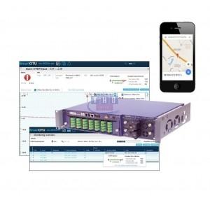 Solution VIAVI SmartOTU pour la surveillance de fibre optique