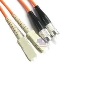 Jarretière duplex Multimode OM1 FC/PC-SC/PC