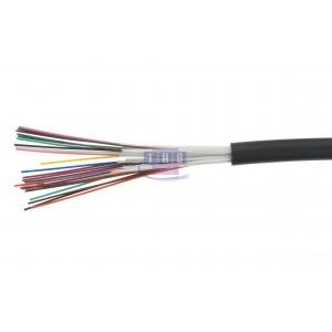 Câble fibre optique structure serrée intérieur/extérieur OM4