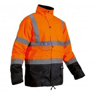 Parka haute visibilité Orange