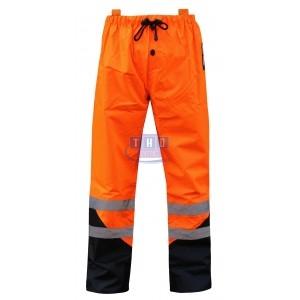 Pantalon de pluie Orange