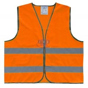 Gilet Neon Orange