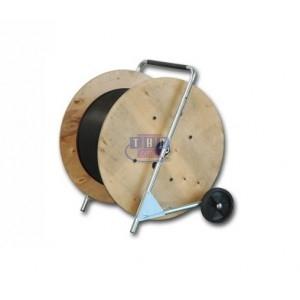 Dérouleur pliable pour petit touret 200 Kg