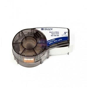 Etiquettes tissu nylon BRADY BMP21 M21-500-499