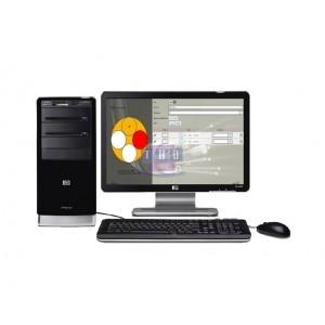 Logiciel PC FiberScript Chambres pour le relevé des FOA